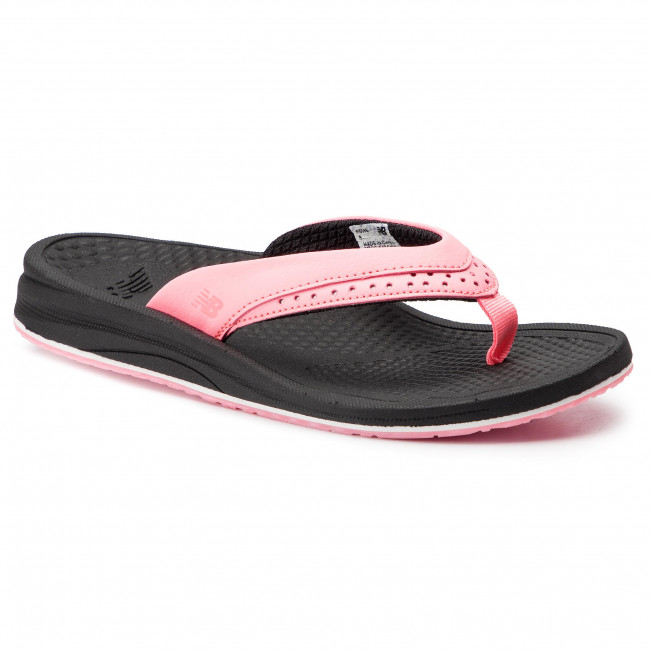 8d3e176c8 Slides NEW BALANCE - W6068BKI Black Pink - Flip-flops - Mules and ...