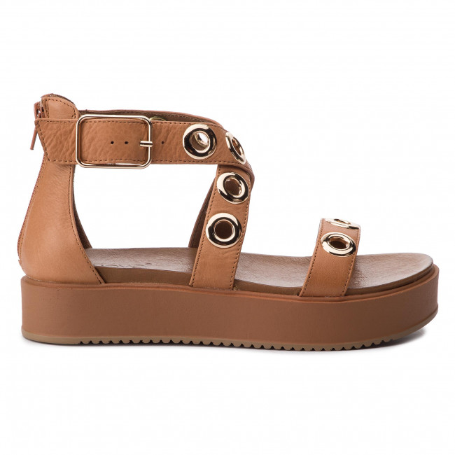 8728 and Women's Coconut Sandals sandals INUOVO Wedges Mules T1F3KlJc