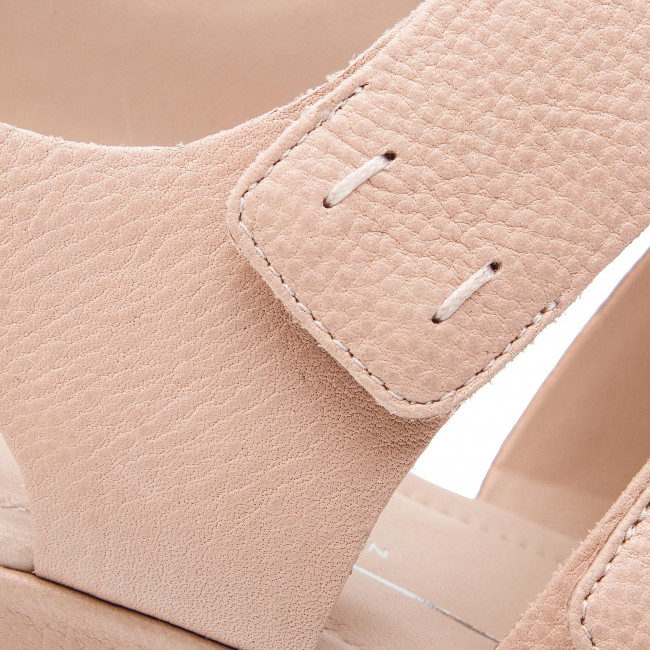 Sandalen ECCO Shape Wedge Plateau Sandal 27261301118 Rose