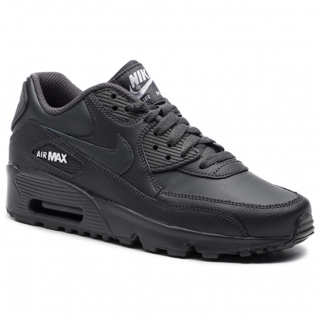 free shipping b40a6 74a06 Shoes NIKE - Air Max 90 Ltr (Gs) 833412 027 Anthracite White