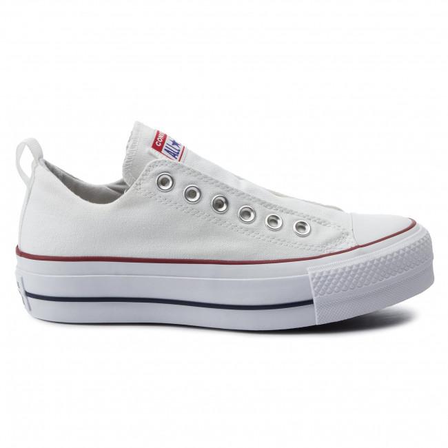 Sneakers CONVERSE Ctas Fashion Ox 563457C WhiteRedBlue