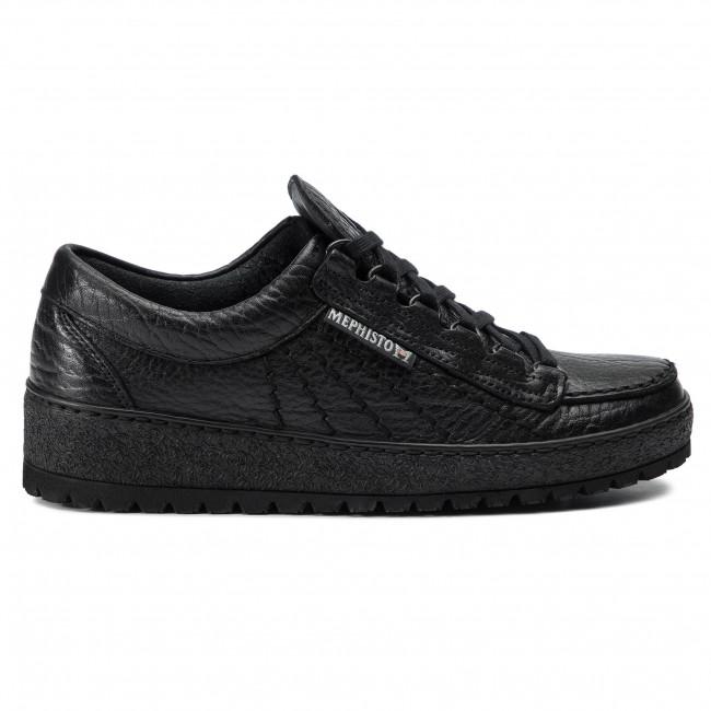 Shoes R823 Mephisto Low Rainbow Wmvn08n Sneakers Black DeWH29YEI
