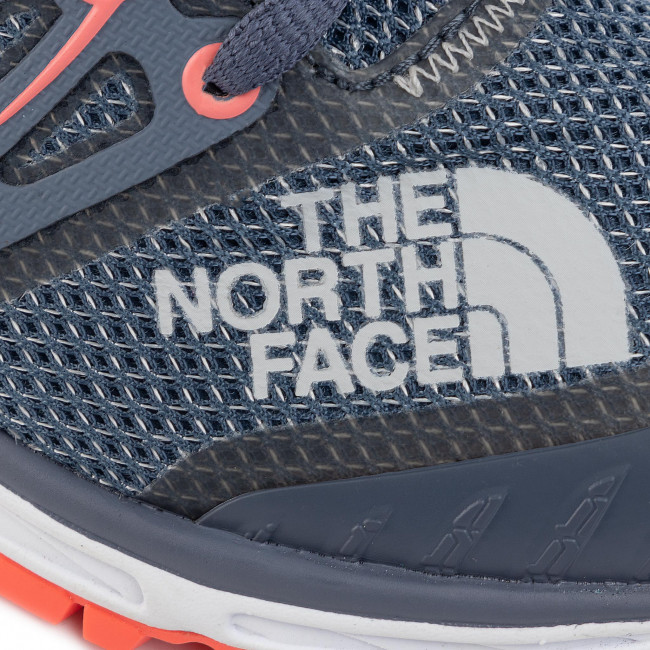Shoes THE NORTH FACE Ultra Endurance II Gtx GORE TEX T93FXTC56 Grisaille GreyFiery Coral