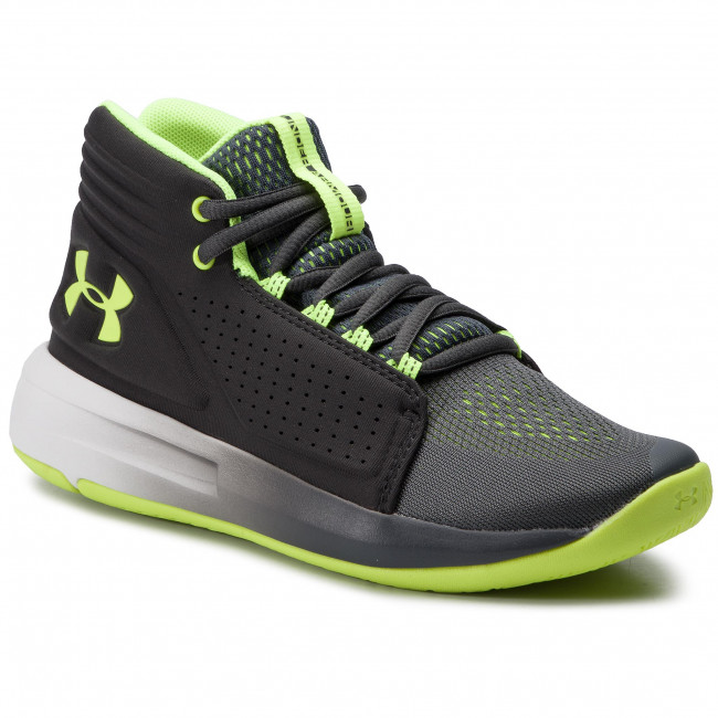 49cef2a5f6b Shoes UNDER ARMOUR - Ua Bgs Torch Mid 3020428-103 Gry - Basketball ...