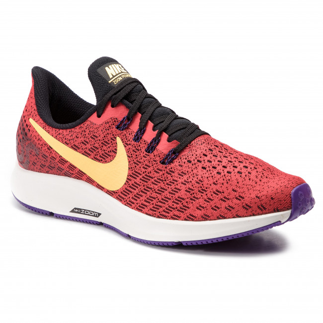 eb54d731d037 Shoes NIKE. Air Zoom Pegasus 35 942851 603 University Red Amarillo Black