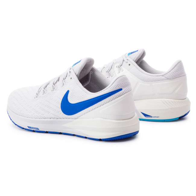 79cc482c4df4f Shoes NIKE - Zoom Structure 22 AA1636 007 Vast Grey Game Royal Sail ...