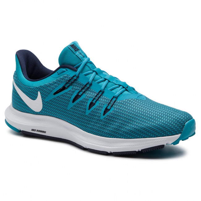 976c08c201fe2 Shoes NIKE - Quest AA7403 404 Blue Lagoon White - Indoor - Running ...