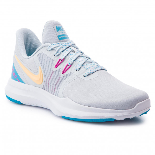 brand new 8a2f7 f7352 Shoes NIKE. In-Season Tr 8 AA7773 004 Pure Platinum Melon Tint