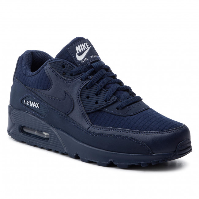 newest collection c3bcc 62c75 Shoes NIKE. Air Max 90 Essential AJ1285 404 Midnight Navy White. New