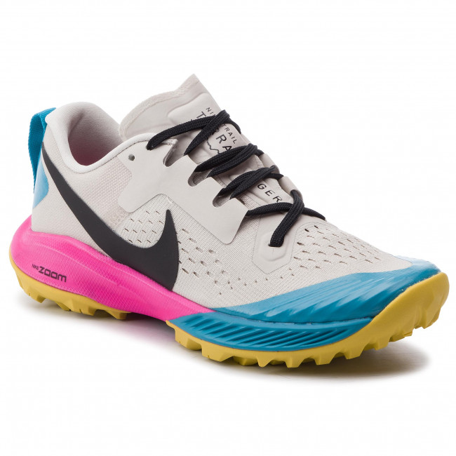 c900e352e73 Shoes NIKE - Air Zoom Terra Kiger 5 AQ2220 100 Lt Orewood Brn Black ...