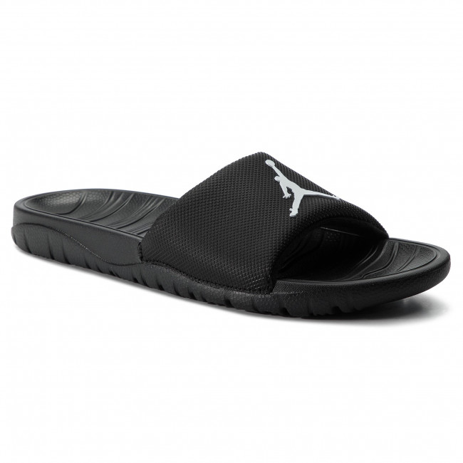 335b10477efe Slides NIKE - Jordan Break Slide AR6374 001 Black White - Clogs and ...