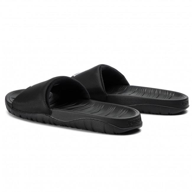 68d8ae417 Slides NIKE - Jordan Break Slide AR6374 001 Black White - Clogs and ...