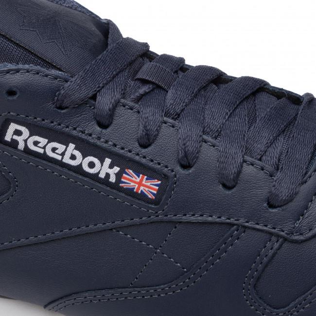 Details about Reebok Classic Leather Men Mens Shoes Trainers Black 2267 Casual Sports show original title