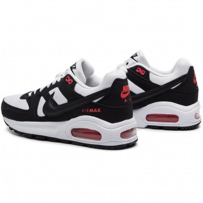 cc51735c9a337 Shoes NIKE - Air Max Command Flex (GS) 844346 100 White Black Max ...