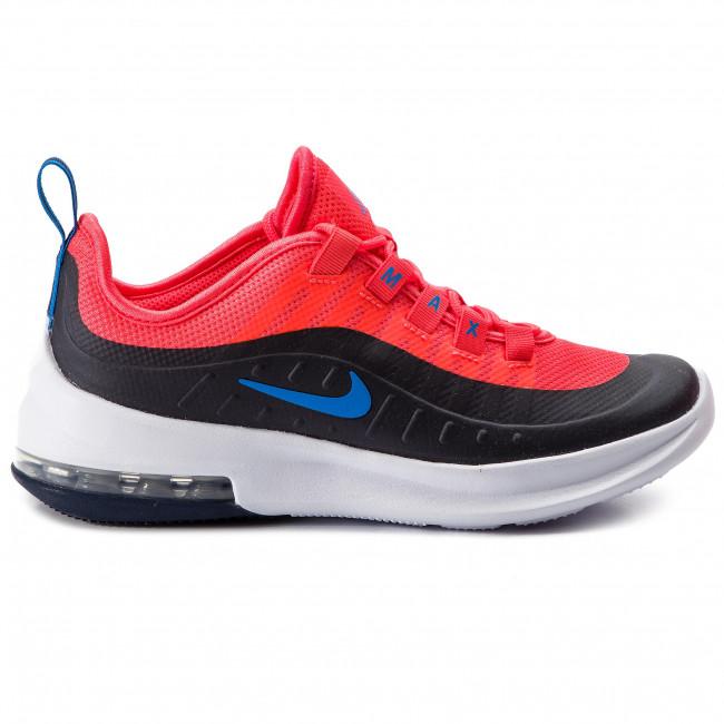 newest collection 1cd75 3d6e4 Shoes NIKE - Air Max Axis (GS) AH5222 601 Bright Crimson Photo Blue
