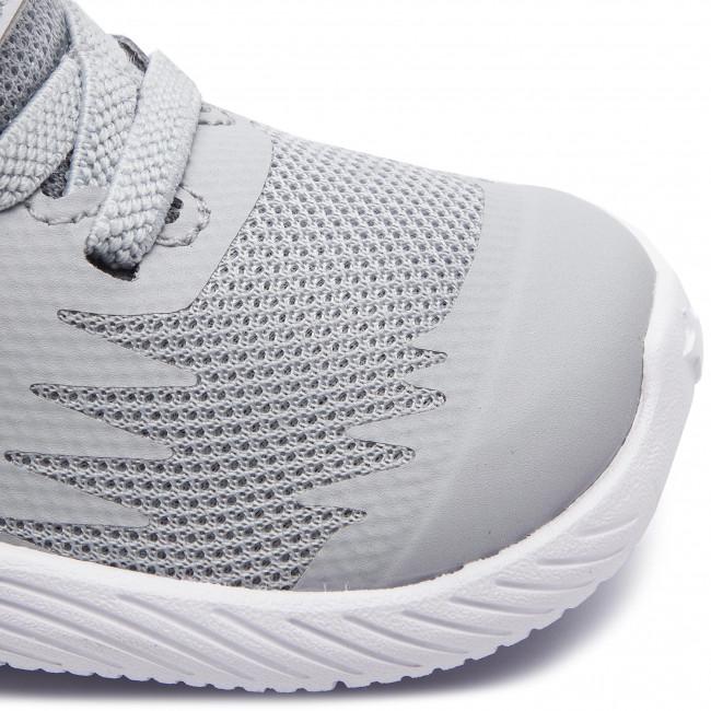 Shoes NIKE Star Runner (TDV) 907255 008 Wolf GreyLime BlastCool Grey