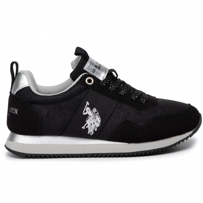 NOBIW4156S9/YS1 Blk/Sil - Sneakers