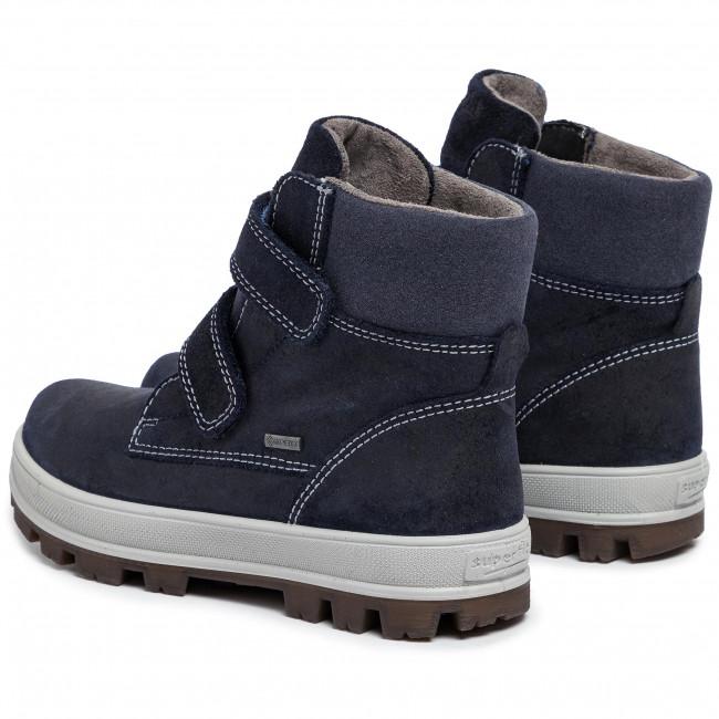 Snow Boots SUPERFIT GORE TEX 8 09472 80 S Blau