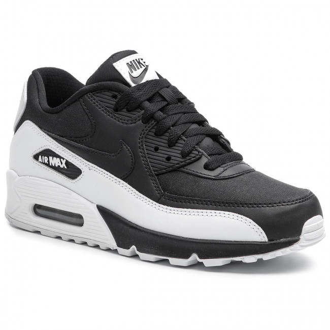 835fcd66c1 Shoes NIKE - Air Max 90 Essential 537384 082 Black/Black/Whte ...
