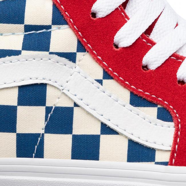 Sneakers VANS Sk8 Hi VN0A38GEU8H1 (Bmx Checkerboard) True B