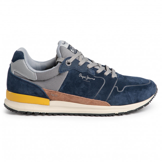Sneakers PEPE JEANS Tinker Pro Racer PMS30582 Navy 595