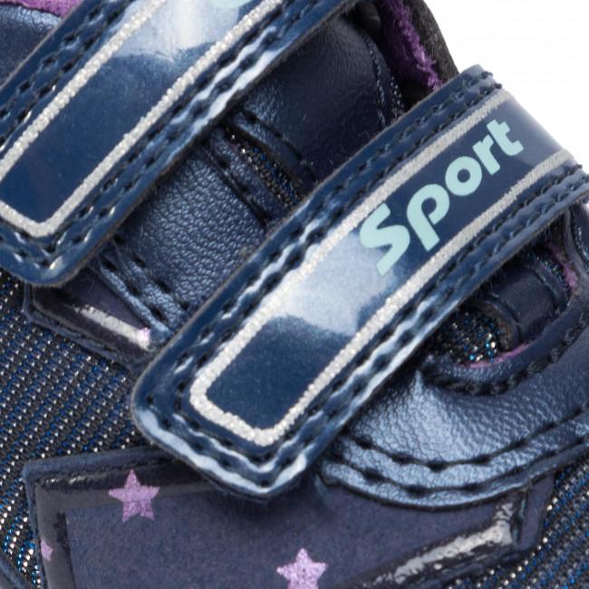 Sneakers GEOX J Android G. B J9445B 0DHAJ C4269 M NavyPurple