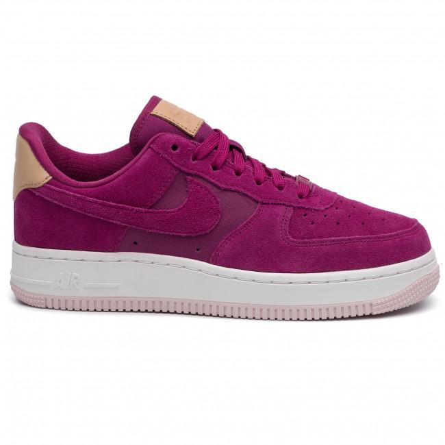 erupción explosión defecto  Shoes NIKE - Air Force 1 '07 Prm 896185 602 True Berry/True Berry -  Sneakers - Low shoes - Women's shoes   efootwear.eu