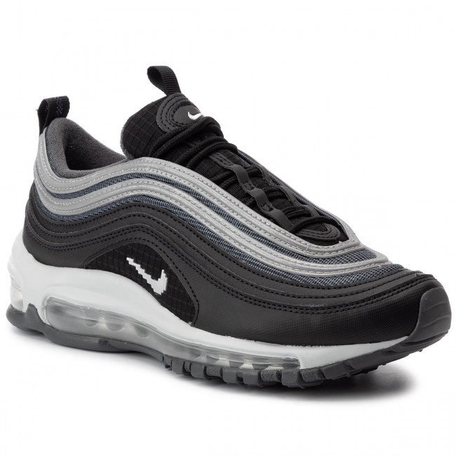 Shoes NIKE Air Max 97 Y2K (Gs) BQ8380 001 BlackMetalic Silver