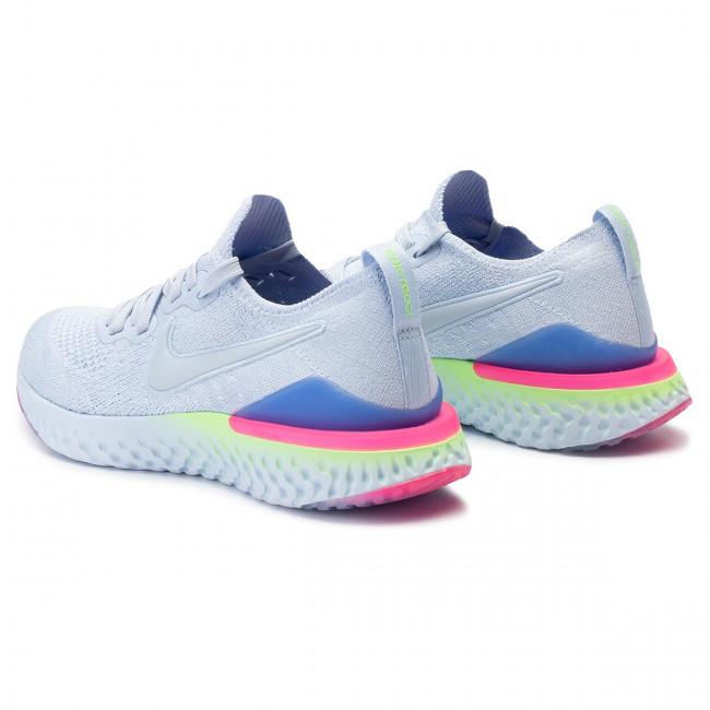 ce44a33e Shoes NIKE - Epic React Flyknit 2 BQ8927 453 Hydrogen Blue/Hydrogen Blue