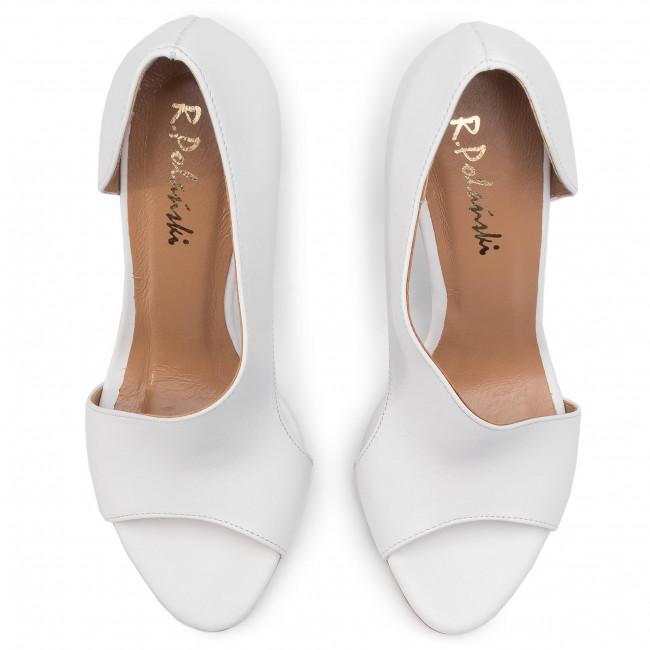 Sandals R.POLAŃSKI 0720 Biały Lico