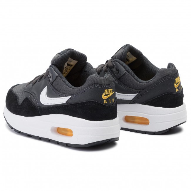 9f8ecb4dc4 Shoes NIKE - Air Max 1 (PS) 807603 017 Anthracite/White/Black ...