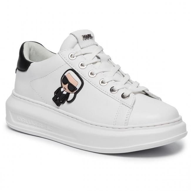 Sneakers KARL LAGERFELD - KL62530 White Lthr - Sneakers - Low shoes -  Women's shoes | efootwear.eu