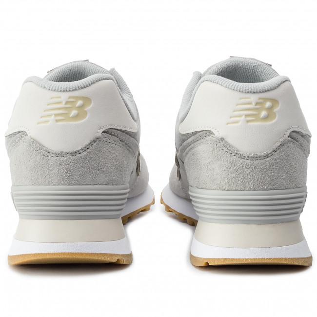 Sneakers NEW BALANCE ML574SNI Grey