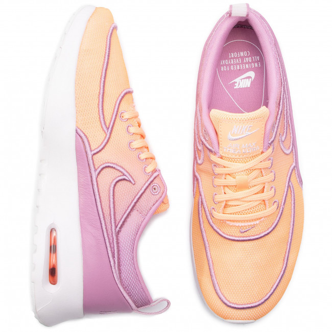 Shoes NIKE Air Max Thea Ultra Si 881119 800 Sunset GlowSunset GlowOrchid
