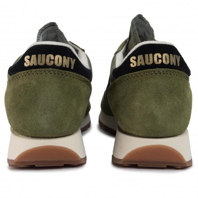 Sneakers SAUCONY Jazz Original Vintage S70368 88 OlvBlk