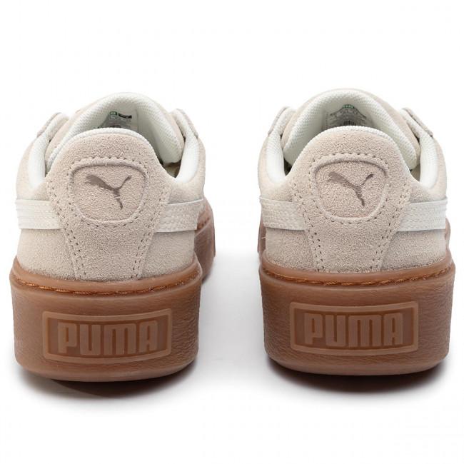 Sneakers PUMA Suede Platform Bubble Wn's 366439 02