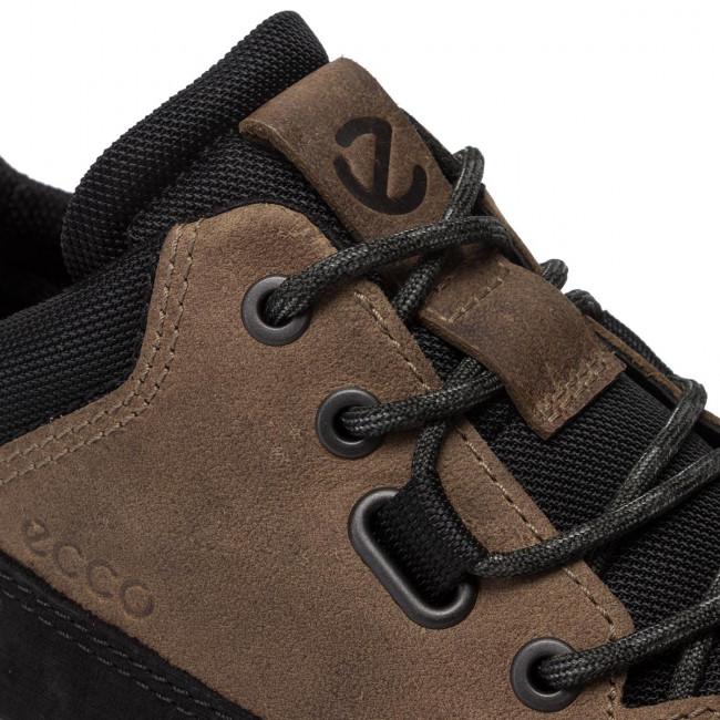 Shoes ECCO Soft 7 Tred M 45025450597 BlackNavajo Brown