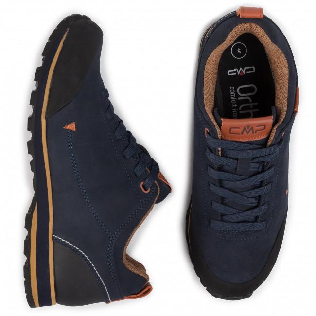 F.lli Campagnolo Mens Elettra Low Hiking Shoe Wp Cross Trainers CMP