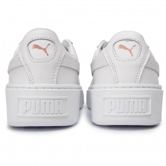 Sneakers PUMA Basket Platform Metallic 366169 03 Puma