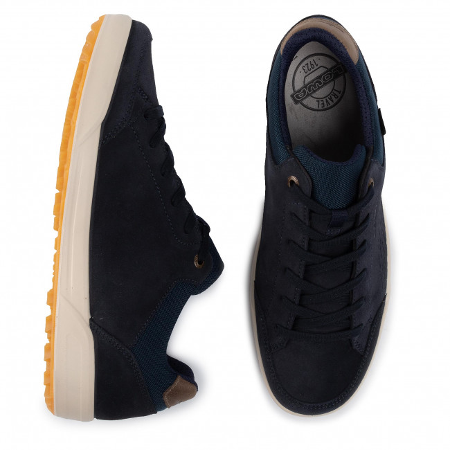 Shoes LOWA Lisboa Gtx Lo GORE TEX 310791 NavySepia 6955