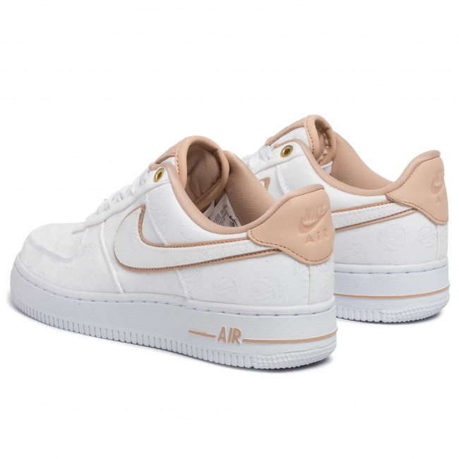 Grey sneakers Nike wmns Air Force 1 '07 LX 106$ | 898889