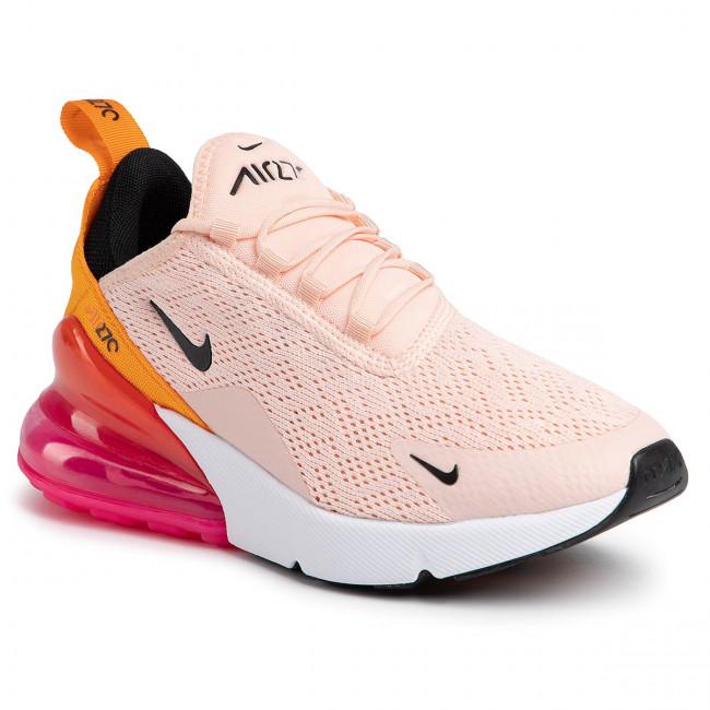 Shoes NIKE - Air Max 270 AH6789 603 Washed Coral/Black