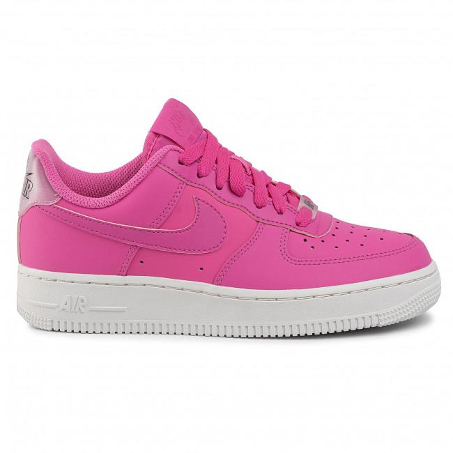 Shoes NIKE - Air Force 1 '07 Ess AO2132 600 Laser Fuchsia/Laser Fuchsia