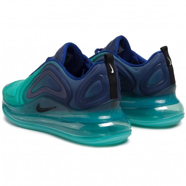 Shoes NIKE Air Max 720 AO2924 400 Deep Royal BlueBlack