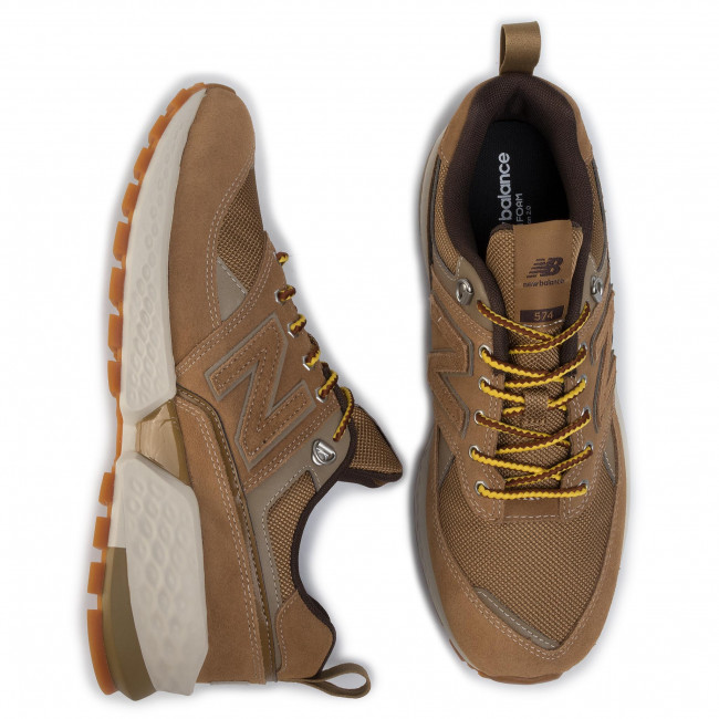Sneakers NEW BALANCE MS574ARF Brown