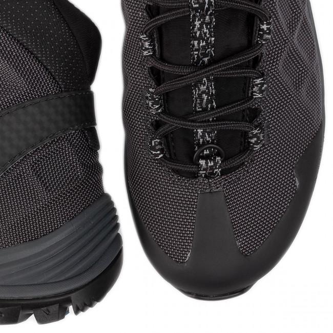 Adidas pour femme Terrex AX3 Mid Gore-Tex Walking Boots Gris Sports Outdoors
