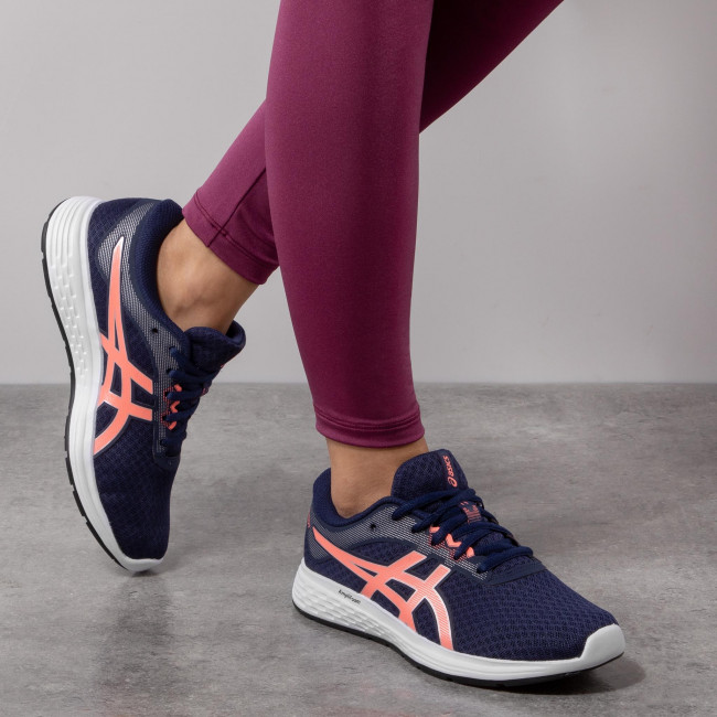 Shoes ASICS Patriot 11 1012A484 PeacoatSun Coral 400