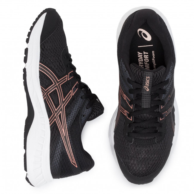 Shoes ASICS Gel Contend 6 1012A570 BlackRose Gold 001