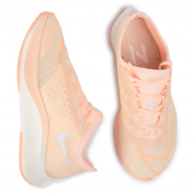Shoes NIKE Zoom Fly 3 AT8241 800 Crimson TintWhite