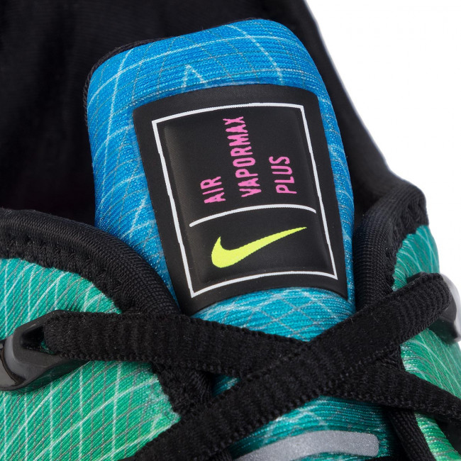 Shoes NIKE Air Vapormax Plus 924453 302 Aurora GreenReflect Silver